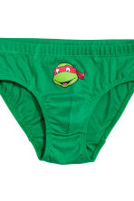 7-pack boys' briefs - Green/Turtles - Kids | H&M CN 4